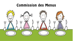 Commission des menus