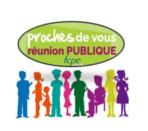 Réunion Publique FCPE